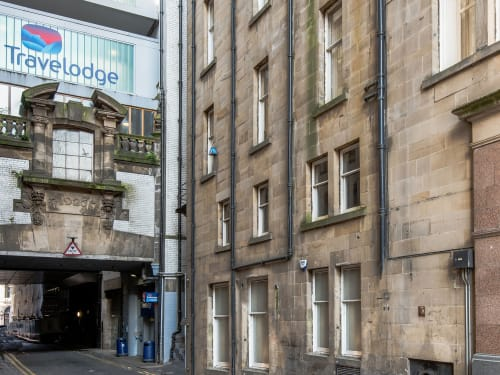 Edinburgh Central Princes Street Hotel Travelodge