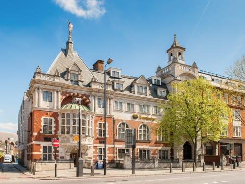 Kings Cross Hotel London   Travelodge