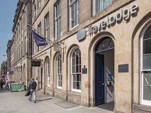 Travelodge Edinburgh Central Waterloo Place