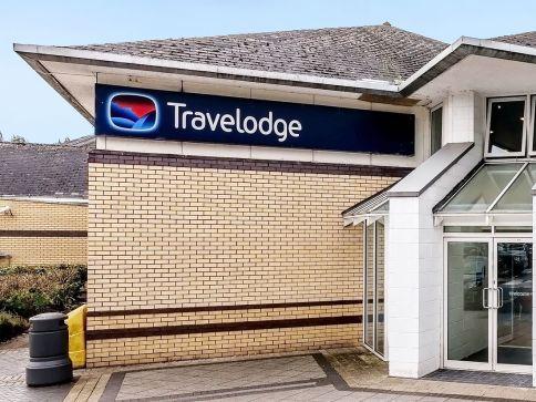 Travelodge Stafford M6