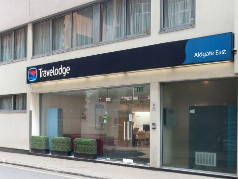 Travelodge London Central Aldgate East